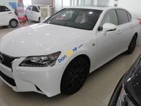 Cần bán xe Lexus GS350 đời 2015, màu trắng, nhập khẩu nguyên chiếc