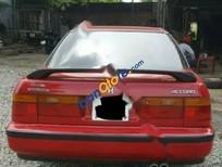 Cần bán Honda Accord sản xuất 1992, màu đỏ, xe nhập