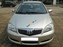 Chính chủ bán xe Toyota Vios 1.5G đời 2007, màu bạc