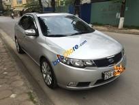 Cần bán xe Kia Forte SLI sản xuất năm 2009, màu bạc, nhập khẩu