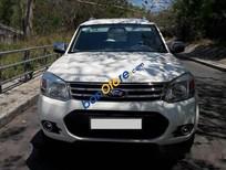 Cần bán xe Ford Everest MT năm 2013, màu trắng số sàn