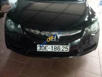 Cần bán gấp Honda Civic sản xuất năm 2009, màu đen