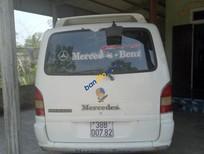 Cần bán gấp Mercedes MB 140 năm 2004, màu trắng, xe nhập chính chủ giá cạnh tranh