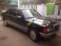 Bán Mercedes E đời 1990, màu đen, xe nhập còn mới giá cạnh tranh