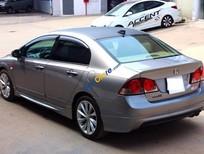 Bán Honda Civic 1.8AT năm sản xuất 2007, màu bạc số tự động giá cạnh tranh