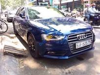 Bán Audi A4 1.8T năm sản xuất 2015, màu xanh lam, nhập khẩu