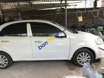 Bán Daewoo Gentra MT sản xuất năm 2009, màu trắng đã đi 75000 km