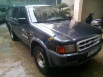 Bán xe Ford Ranger 4x4MT sản xuất 2002, màu xám, giá chỉ 160 triệu