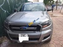 Bán Ford Ranger XLS 2.2AT năm sản xuất 2017, màu bạc, nhập khẩu