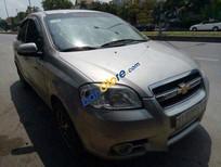 Bán Chevrolet Aveo MT đời 2011, màu vàng