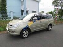 Bán Toyota Innova MT đời 2006, màu vàng