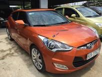 Cần bán xe Hyundai Veloster Sports sản xuất năm 2011, màu vàng, nhập khẩu nguyên chiếc