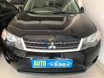 Bán Mitsubishi Outlander sản xuất năm 2007, màu đen, nhập khẩu, giá 538tr