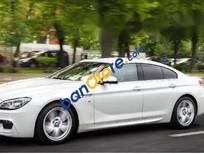 Cần bán gấp BMW 6 Series 640i năm 2016, màu trắng, nhập khẩu