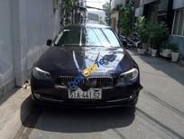 Cần bán BMW 528i năm 2012, màu xanh lam, nhập khẩu