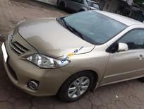 Cần bán xe Toyota Corolla altis 1.8G 2013, 615 triệu