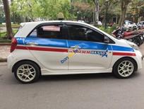 Bán Kia Morning sản xuất năm 2012, màu trắng, nhập khẩu nguyên chiếc