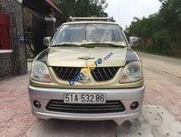 Cần bán gấp Mitsubishi Jolie 2.0 MPI năm 2004, màu vàng