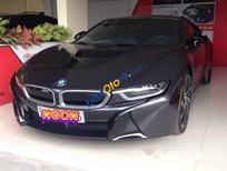 Bán BMW i8 năm sản xuất 2014, màu đen, nhập khẩu nguyên chiếc