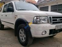Cần bán xe Ford Ranger 4x4MT năm 2005, màu trắng, nhập khẩu