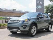 Cần bán xe LandRover Discovery sản xuất 2017, màu xanh lam, nhập khẩu
