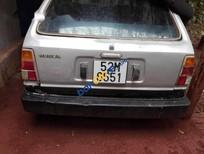 Bán Honda Civic MT sản xuất 1982, màu bạc, nhập khẩu nguyên chiếc