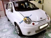 Cần bán Daewoo Matiz sản xuất năm 2008, màu trắng, nhập khẩu