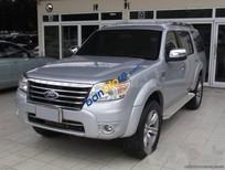 Bán Ford Everest Limited năm 2009, màu bạc, biển số TPHCM 09 nút đẹp, công chứng ngay khi mua bán