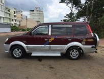 Bán xe Mitsubishi Jolie MPI đời 2004, màu đỏ, máy lạnh chưa bao giờ sửa chữa, zin toàn bộ