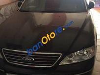 Cần bán lại xe Ford Mondeo AT năm sản xuất 2003, màu đen chính chủ, giá tốt