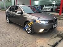 Cần bán xe Kia Forte SLI 2009, màu xám, xe đẹp xuất sắc
