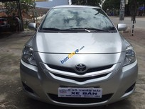 Cần bán xe Toyota Vios E đời 2008, màu bạc, giá chỉ 345 triệu