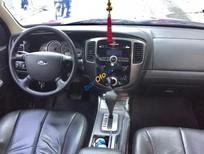 Cần bán xe Ford Escape 2.3L đời 2010, màu đỏ số tự động, giá tốt
