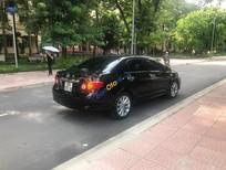 Bán Toyota Corolla XLi 1.6AT đời 2008, màu đen, xe nhập số tự động