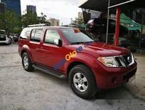 Bán xe Nissan Pathfinder AT đời 2008, màu đỏ