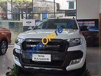Bán Ford Ranger Wildtrak năm sản xuất 2016, màu trắng, 885tr