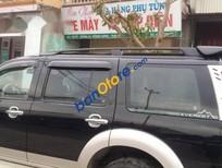 Cần bán lại xe Ford Everest MT năm 2008, màu đen, nhập khẩu, giá 386tr