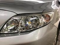 Bán Toyota Corolla altis 1.8G 2009, màu bạc, 520 triệu