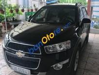 Gia đình bán xe Chevrolet Captiva 2013, màu đen