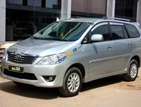 Toyota Innova G 2.0AT đời 2013, màu bạc, giá tốt, 50.000km, 598tr