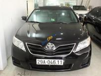 Bán xe cũ Toyota Camry LE đời 2010, màu đen, nhập khẩu, giá 960tr