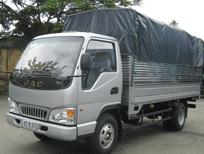 Bán xe tải JAC 2,4 tấn, động cơ Isuzu mới ga cơ mạnh mẽ