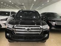 Cần bán Toyota Land Cruiser 5.7 V8 nhập mỹ năm 2017, màu đen, xe nhập