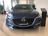 Cần bán xe Mazda 3 1.5L Facelift năm sản xuất 2017, màu xanh lam