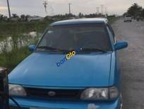 Bán Kia Pride đời 1997, màu xanh lam, các chức năng theo xe đầy đủ và ổn định