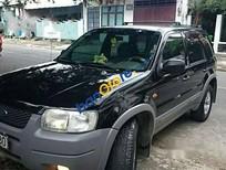 Cần bán Ford Escape MT sản xuất năm 2004, màu đen chính chủ