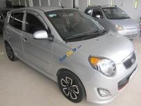 Bán Kia Morning SLX 1.0 AT năm 2010, màu bạc, xe nhập, 310tr