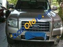 Cần bán gấp Ford Everest MT sản xuất 2009 chính chủ