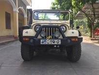 Bán ô tô Jeep Wrangler năm 1990, nhập khẩu