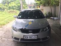 Bán Kia Forte SLi đời 2009, màu bạc, xe đẹp